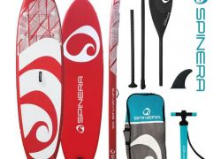 SPINERA SUP SUPVENTURE - Paddleboard 10´6' - 320x80x15cm