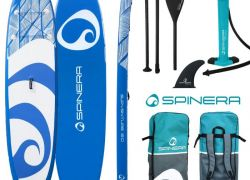 SPINERA SUP SUPVENTURE - Paddleboard 12´0' - 366x84x15cm